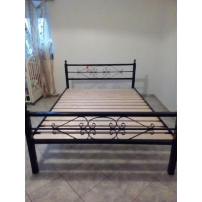 Κρεβάτι Διπλό Caramel